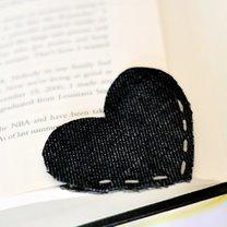 Zakładka serce