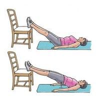 Ćwiczenia na staw kolanowy