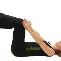 ćwiczenia pilates krok 1