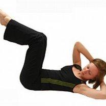 ćwiczenia pilates krok 4