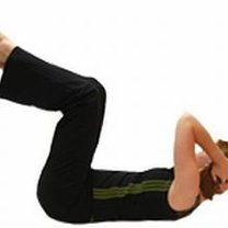 ćwiczenia pilates krok 5