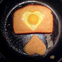 Śniadanie na Walentynki krok 4