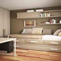aranżacja małego pokoju