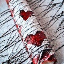 czerwone naleśniki - krok 12