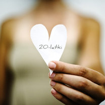 serce dwudziestolatka
