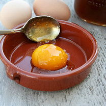 jajko i miód