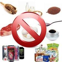 produkty, których należy unikać