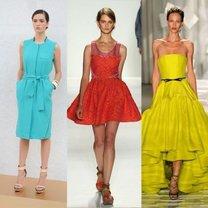 modne kolory 2012