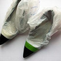 Malowanie czubków krok 1