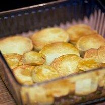 Zapiekanka ziemniaczana z mięsem mielonym 10