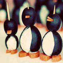 pingwin z oliwek