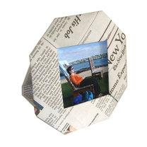 Ramka na zdjęcia z papieru