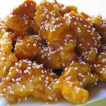 Kurczak w miodzie po chińsku