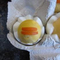 Robienie kurczaków z jajek 5