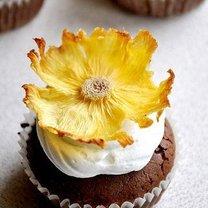 kwiatek z ananasa