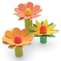 dekoracje wielkanocne – kwiaty