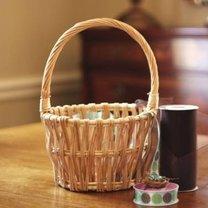 Wielkanocny koszyczek  krok 1