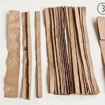 koszyczek z papieru - krok 3