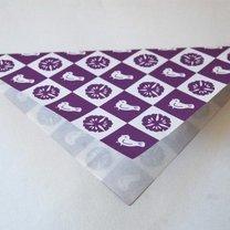Zajączek origami krok 1