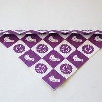 Zajączek origami krok 2