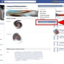 Anulowanie zaproszenia do znajomych na Facebooku 2