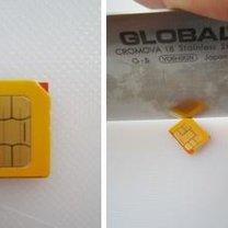 Przycinanie karty sim do iPhone 8