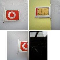 Przycinanie karty sim do iPhone 10