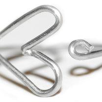 pierścionek z drutu – serce