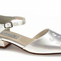 buty na komunię dla dziewczynki - propozycja 1
