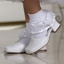 buty na komunię dla dziewczynki