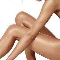 opalona skóra