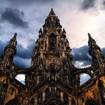 Architektura Edynburga
