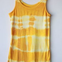 Farbowanie koszulki krok 8