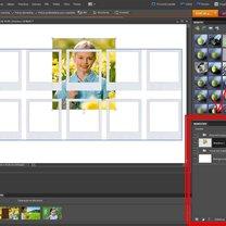 Dopasowywanie ramki do zdjęcia w Phofoshop 5