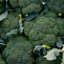 Brokuły.