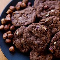 ciasteczka czekoladowe z Nutelli