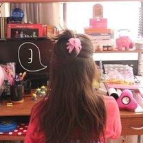 włosy ombre krok 3