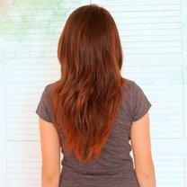 włosy ombre krok