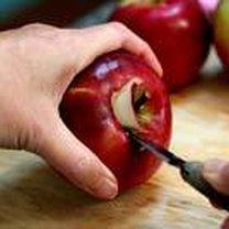 jabłka pieczone - krok 2