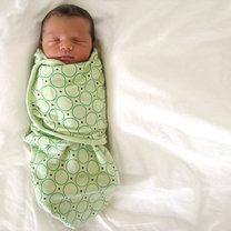 Dziecko w rożku