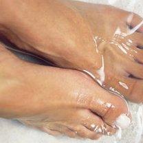 moczenie stóp