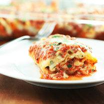 roladki z lasagne