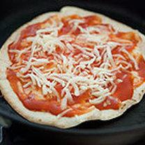 pizza z patelni - krok 4