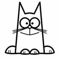 Rysowanie kota krok 5