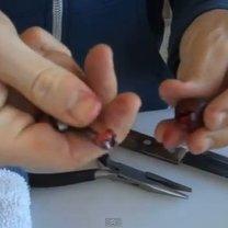 drylowanie wiśni widelcem - krok 8