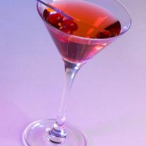 Martini z żurawiny