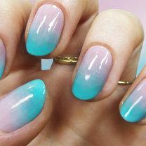 Cieniowanie paznokci / ombre
