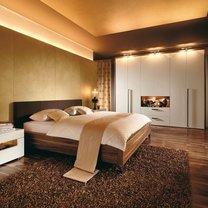 sypialnia w kolorach natury
