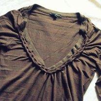 Przerobiona bluzka