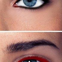 dzienny smoky eyes - krok 5
